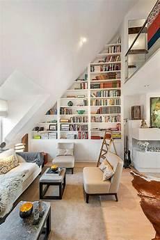 meuble sous pente biblioth 232 que sous toit un salon