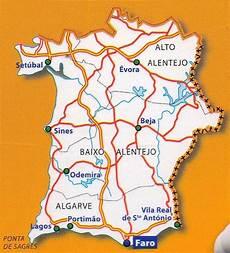 593 michelin regional map portugal south algarve