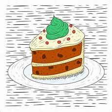 kuche bilder kostenlose gezeichnete vektor kuchen illustration