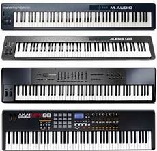 the best 88 key midi keyboard controller the wire realm