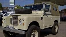 1982 Land Rover Series 3 Restoration