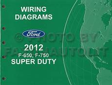 Ford Duty Truck Wiring Diagram by 2012 Ford F 650 And F 750 Duty Truck Wiring Diagram