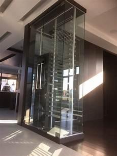 cave a vin en verre cellier sur mesure vitrerie verre design en 2019
