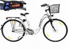 Prophete Alu Rex E Bike - nouveau prophete alu rex 201 lectrique v 233 lo e bike pedelec 26