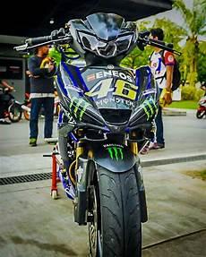Modifikasi Mx King 2019 by Yamaha Mx King 2019 Versi Energy Nongol Di