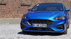 neuer ford focus st line 2018 test autogef 252 hl