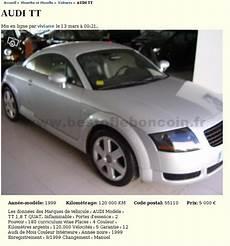 Audi Tt Voitures Lorraine Best Of Le Bon Coin