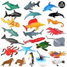 Unterwasser Tiere Malvorlagen Hochzeit Ootsr Meerestiere Spielzeug 24 St 252 Ck Ausgew 228 Hlte Mini