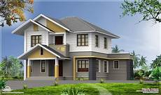 cute 5 bhk house architecture 5 bhk beautiful kerala villa with sloping roofs home