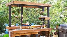 lowes outdoor kitchen designs outdoor kitchen with concrete countertop