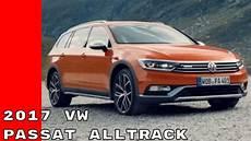 2017 Vw Passat Alltrack