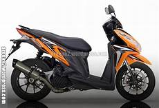 Vario 125 Modifikasi by Modifikasi Vario 125 Cxrider