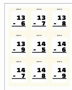 printable math flash cards addition and subtraction 10790 worksheet printable math flash cards grass fedjp worksheet study site