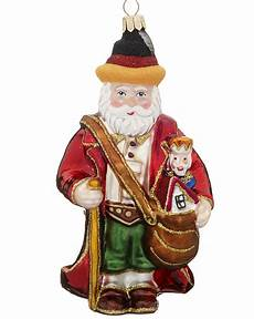 german santa ornament ornament shop