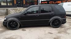 custom mercedes ml w163 wide air ride stanced
