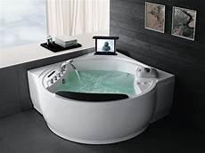 2 personen whirlpool boulder badewanne whirlwanne mit tv