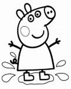 Peppa Wutz Ausmalbilder Weihnachten Peppa Wutz Malvorlagen Und Ausmalbilder F 252 R Kinder