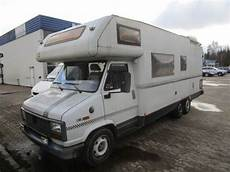 Used Frankia Rm 660 Fiat Ducato Fahrgestell Motorhomes And