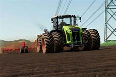 Malvorlagen Claas Xerion Modell The Claas Xerion 4000 5000 Series Tractors