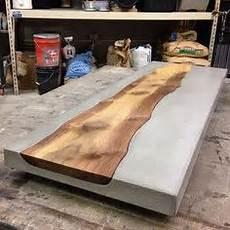 beefer tisch aus holz und beton bigmeatlove fck change