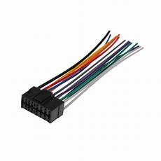 Car Stereo Cd Player Wiring Harness Wire Adapter For Sony
