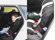 Kindersitz Ab 1 Jahr - test recaro kindersitz monza 2 seatfix graphite