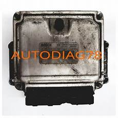 R 233 Paration Calculateur Moteur Renault 8200199718
