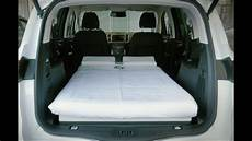 Sleep In Ford S Max With Dreamcase