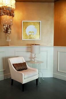 wandfarbe gold farbe wandgestaltung wandgestaltung mit farb ideen gold samtig schimmernd mit