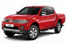 Mitsubishi L200 2005 2015 Review Carbuyer