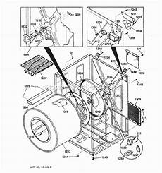 ge electric dryer parts diagram ge electric dryer dsxh43ea0ww ereplacementparts