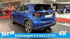 new volkswagen t cross 2019 r line review in