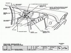 1957 chevy fuse panel diagram 1957 chevy bel air fuse box wiring wiring forums