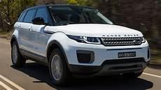 Land Rover Evoque Reviews 2016