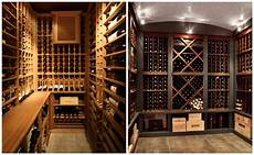 storing wine in a home wine cellar