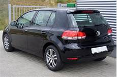 File Vw Golf Vi 1 4 Comfortline Black Heck Jpg