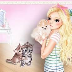 Topmodel Ausmalbilder Nadja Nicht Verpassen Nadja Hat F 252 R Dein Haustier Eine Tolle