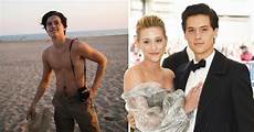 Cole Sprouse Freundin - riverdale cole sprouse trolls lili