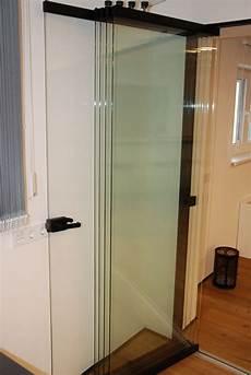 falttür mit rahmen faltt 252 r glas f 252 r innen oder au 223 en