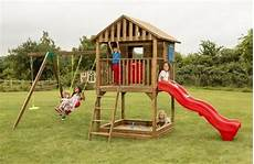 tike swing and slide tikes wooden treehouse toddler swings slide