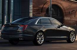 2019 Cadillac CT5  Review Release Date Engine Design