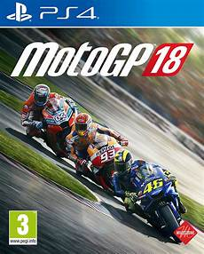ps4 spiel motogp 18 moto gp 2018 motorradrennen neuware ebay