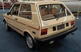 Yugo  The 50 Worst Cars Of 80s Complex