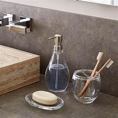 umbra droplet acrylic countertop bathroom the container store