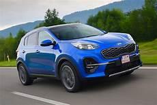 Kia Sportage Gt Line Review Carbuyer