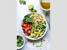 corn and crab salad_image