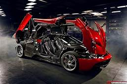 Car Pagani Huayra Mid Engine Hypercar Italian