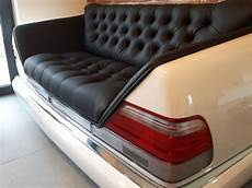 Car Moebel - realisticstyle car furniture exclusive sofa mercedes