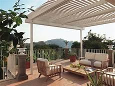 coprire una terrazza la casa in vetrina arredare l outdoor il terrazzo