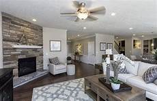Interior Living Room Home Decor Ideas by New Homes In Cleveland By Pulte Homes New Home Builders